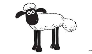 Small Picture Shaun The Sheep Coloring Pages fablesfromthefriendscom