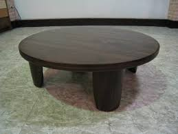 round table living taku roundtable table folding solid natural wood legs routable center table coffee table