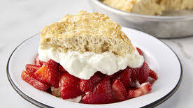 pat in the pan strawberry shortcake