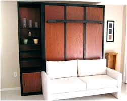 murphy bed with sofa. Murphy Bed Sofa Combo Wall With Large Size Of .