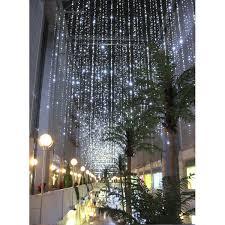 lighting curtains. (100) LED Bulbs - (1) Curtain Strand Image Lighting Curtains