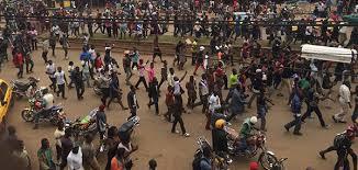 Manifestations des citoyens et de la société civile dans le Nord-Ouest -  Communiqué de Maurice KAMTO | MRC - CRM :: Mouvement pour la Renaissance du  Cameroun - Cameroon Renaissance Movement