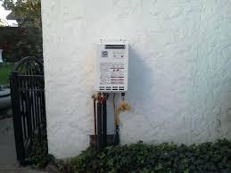 outdoor water heater outdoor electric instant water heater