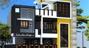 Small Picture 21 Modern Home Designs Plans India Low Cost Contemporary House