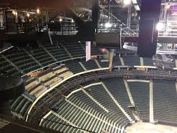 Xcel Energy Seating Chart Taylor Swift Left View From The Press Seating Area Minnesota Wild