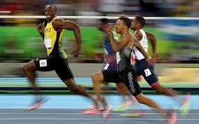 Usain Bolts Running Tips