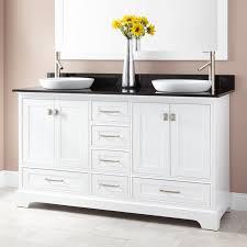 white bathroom double vanity. Beautiful White 60 On White Bathroom Double Vanity