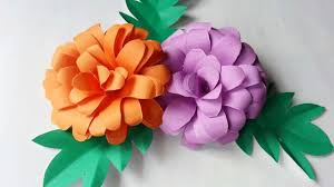 Paper Flower Craft Images Zlatan Fontanacountryinn Com
