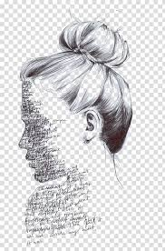 Free Download Woman Sketch Illustration Drawing Idea Pencil