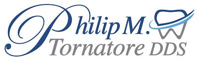 philip m tornatore dds logo