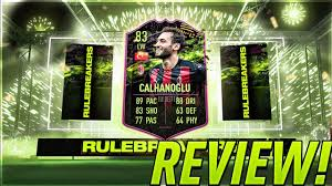 FIFA 21 RULEBREAKERS CALHANOGLU (83) PLAYER REVIEW! FIFA 21 ULTIMATE TEAM!  - YouTube