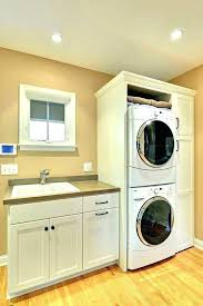 washer and dryer in master closet washer dryer cabinet full size and stacking best of the