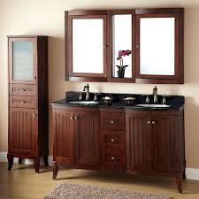 Wood Medicine Cabinet With Mirror Solid Wood Medicine Cabinet 17 Best Ideas About Lighted On