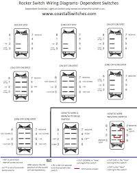 switches wiring diagrams auto electrical wiring diagram rh caterpillar diagrama de cableado edu tiendadi momentary rocker