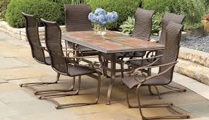 glides south waterproof cushions big padded patio sling target affordable aluminum depot tables chairs covers