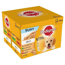 Pedigree Mixed Selection In Jelly Puppy Wet Dog Food Pouches
