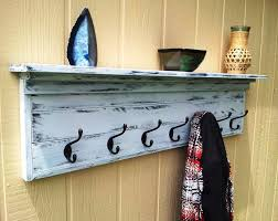 How To Mount A Coat Rack Wall Mounted Coat Rack With Shelf Storage Ideas Home Designs 62