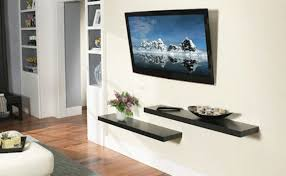 Small Picture 18 Chic and Modern TV Wall Mount Ideas for Living Room Wall