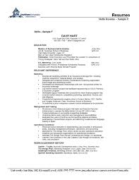Skills For Resume Example Skills Resume Examples Resume Badak skills on resume example 17
