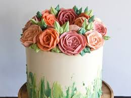 6 Buttercream Icing Cake Decorating Ideas Food Network Canada