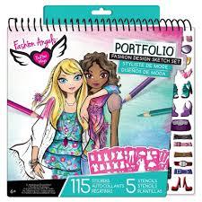 Fashion Angels Fashion Design Sketch Portfolio Fashion Design Sketch Portfolio