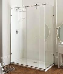shower sliding door majestic corner shower sliding door enclosure sliding shower door brackets