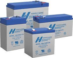 Sealed Lead Acid Batteries Rechargeable Vrla Sla Power