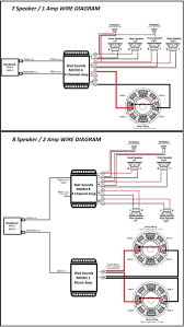 series parallel wiring diagram ford e350 trailer wiring harness Speaker Amp Wiring Diagram kombustion motorsports canam x speaker system amps our wiring speakers in parallel diagram guitar amp speaker wiring diagram