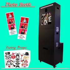 Printing Vending Machine Gorgeous 48 Inch Monitor Photo Booth Photo Printing Vending Machine