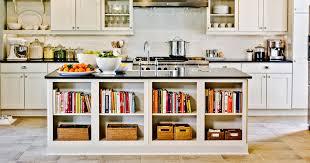 ikea kitchen island cookbook storage