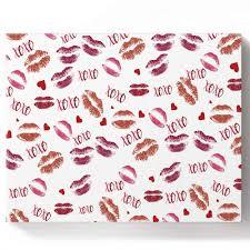 San Valentino Labbra Lettera Xoxo Pittura By Numbers Quadri da Colorare Dai  Numeri Complementi Arredo Casa Immagini Pittura Decorazioni|Colora per  numero