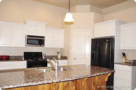 painted white cabinetsHow to paint your kitchen cabinets professionally  All Things
