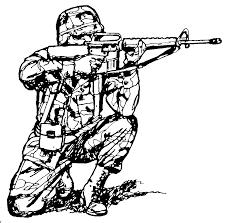 Dessin De Militaire A Imprimer Coloriage De Militaire L L L L L L