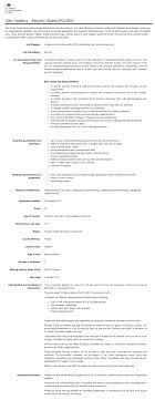 security officer duties and responsibilities security guard job description resume template sample