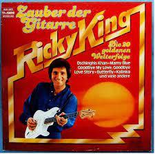 "Zauber der Gitarre"" (Ricky King ..."