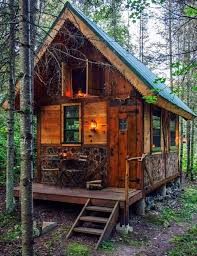 Best 25 Tiny Cabins Ideas On Pinterest  Small Cabins Small Cool Small Cabins