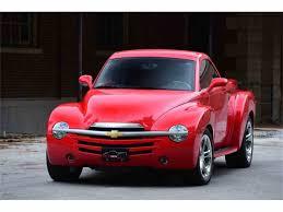 2005 Chevrolet SSR for Sale | ClassicCars.com | CC-1005821