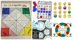 Students must check their colouring sheets, race to the other end of the classroom to find out what colour goes where, and race back to colour the sheet. Zones Of Regulation Tips And Activities Weareteachers