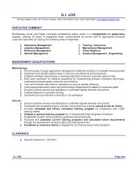 Resume Qualifications Summary Sample Summary For Resume Resumes Qualifications Profile Example 42