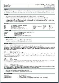 Free Two Page Resume Template – Mobstr