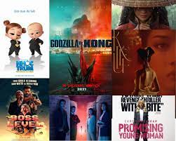 Phim chiếu rạp tháng 03/2021: Bố Già và hàng loạt tác phẩm khác trở lại
