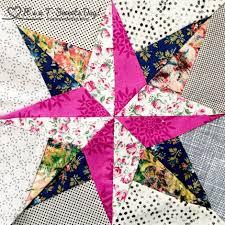 Delilah Quilt Along – North Star Block – It's a T-Sweets day! & Delilah Quilt Along – North Star Block Adamdwight.com