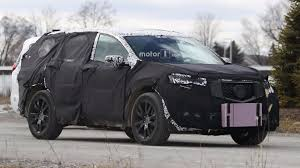 2018 acura rdx spy photos. Exellent Acura 2018 Acura RDX Spy Photos And Acura Rdx Spy Photos