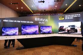 Sony mang tivi 8K đầu tiên đến Việt Nam - VOV Giao thông