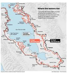 Alameda Tide Chart San Francisco Bay Is Rising Are We Moving Fast Enough To