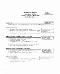 Resume For Nanny Stunning Nanny Cover Letter No Experience Nanny Resume Example Also Sample