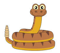 clip art rattle snake - Clip Art Library