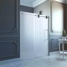 sliding glass shower doors inch sliding glass shower door frameless sliding glass shower door installation