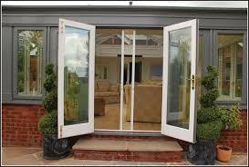 Creativity Patio Doors With Screens Exellent Door Screen 400 Series White To Models Ideas