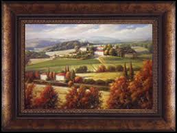 tuscan vineyard wall art  on tuscan vineyard wall art with tuscan wall art old world mediterranean wall art
